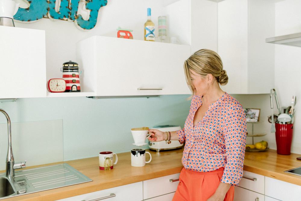 Julia Loder LoderWerk Küche Kaffee kochen