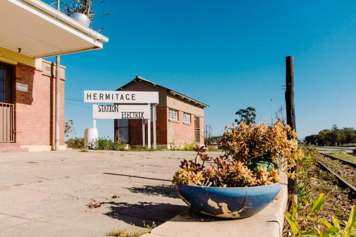 Branding Keywords TrainStation Hermitage
