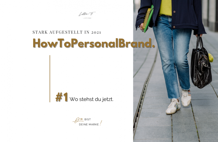 How to Personal Brand Status quo Business