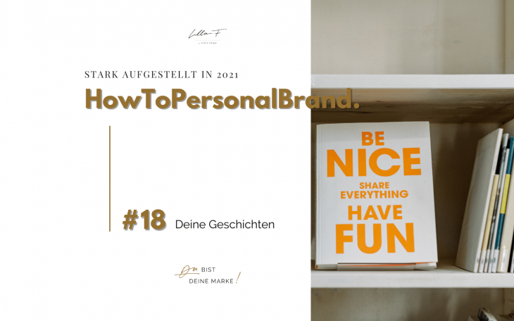 Blog HowToPersonalBrand Geschichten