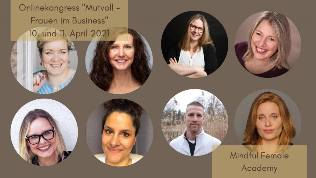 Onlinekongress Mutvoll - Frauen im Business Speaker